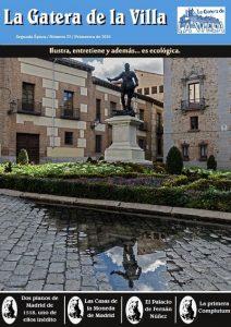 Revista «La Gatera de la Villa», nº 22