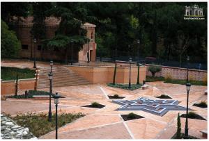 Parque del Emir Mohamed I. Fotografía por Juan Antonio Jiménez Torres
