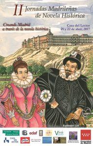 Segundas jornadas de novela histórica madrileña