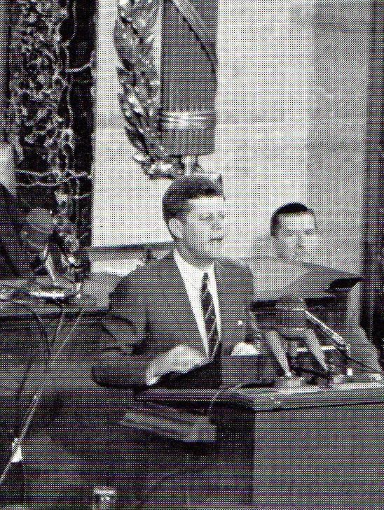Discurso de John Fitzgerald Kennedy.