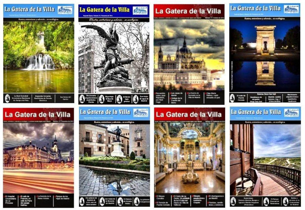 La Gatera de la Villa es una revista digital gratuita sobre la istoria de Madrid y su patrimonio