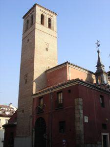 Iglesia de San Pedro. Patrimonio Cultural y Paisaje Urbano 1